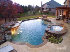 now that's a cool pool to have!!!