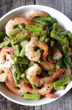 The Rise Of Private Label Brands In The Retail Meals Current Market Easy Shrimp And Asparagus Stir Fry Via Theforkedspoon Stir Fry Recipes, Sauce Recipes, Fish Recipes, Seafood Recipes, Pasta Recipes, Cooking Recipes, Healthy Recipes, Shrimp And Asparagus Stir Fry Recipe, Fresh Asparagus