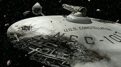 uss constellation - Google Search; I remember as a kid seeing this episode for the first time. It was awesome!