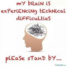 Just say this the next time you're experiencing brain fog! #lyme #brainfog #lymedisease
