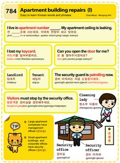 784 - Apartment repairs and maintenance (part one)