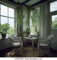 wicker furniture and green plants – RechercheGoogle Wood Interiors, Wicker Furniture, Green Plants, Curtains, Google, Home Decor, Rattan Furniture, Blinds, Interior Design