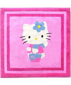 Hello Kitty Shopper Area Rug (2'6 x 2'6)