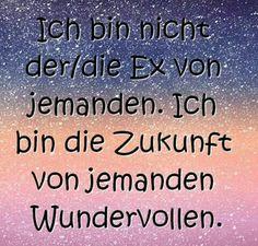 ...ich bin nicht der/die Ex.....!!!***