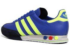 adidas Originals Kegler Super | Blue & Electricity Yellow