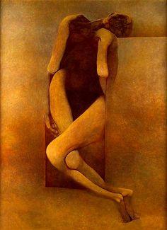Beksinski, Zdzislaw (1929-2005) - Unknown