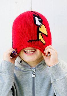 Neulottu Angry Birds -pipo SK 8/13