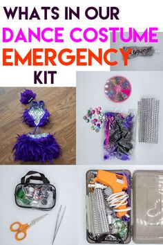 What to have on hand for competition in case of a dance costume emergeny dance moms costumes, mom tees, dance designs, dance moms memes hilarious Dance Moms Memes, Dance Moms Costumes, Lyrical Dance, Dance Recital, Dance Competition Bag, Dance Team Shirts, Dance Supplies, Hip Hop, Dance Gear
