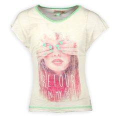 Retour Jeans Girls Shirt Korte Mouw Mimi Off White | Kinderkleding, Kindermode en Babykleding www.kienk.nl |
