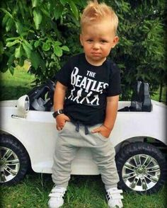 Toddler Kids Baby Boy Clothing Set T-shirt Tops+Long Pants T.- Toddler Kids Baby Boy Clothing Set T-shirt Tops+Long Pants Trousers Clothes Suits Outfits - Fashion Kids, Little Boy Fashion, Baby Boy Fashion, Toddler Fashion, Fashion Clothes, Style Clothes, Guy Clothes, Nice Clothes, Dress Clothes