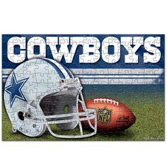 Dallas Cowboys NFL 150 Piece Team Puzzle