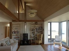 Husabost2 - The Long House - Rural Design Architects - Isle of Skye and the Highlands and Islands of Scotland