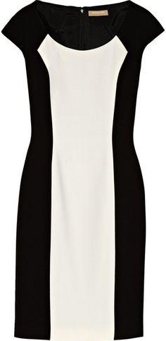 Stretchwool Crepe Dress