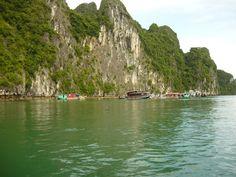 Cuaderno de viajes: Bahía de Halong II