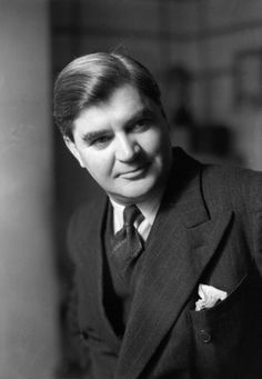 Aneurin (Nye) Bevan - architect of the greatest social care system in the world - The National Health System. He would turn in his grave seeing it cut into pieces for profit. Famous Welsh People, Aneurin Bevan, Clement Attlee, Julia Margaret Cameron, Social Policy, Labour Party, National Health, Influential People, National Portrait Gallery