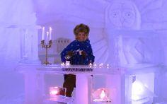 Snow Hotel Ice Bar, Norway  Bucket List