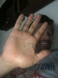 'GISHWHES: 'As a special bonus, if you register right now, you can get a virtual high-five from me!'