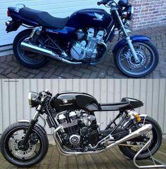 Nice transformation!