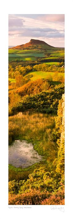 Majestic Roseberry Topping.jpg | GED HICKEY LANDSCAPE PHOTOGRAPHER #Teesside #Cleveland #NorthEast