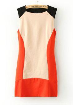 ++ Multicolor Pleated V-neck Sleeveless Dress