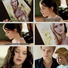 """""""Her name is Primrose, right?"""">>>>The feels!! I'm crying inside"""