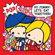 Jimmy bday 31 july (patty n jimmy)