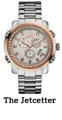 The Jetcetter - Chronograph, Watches, Spring, Accessories, Collection, Wristwatches, Clocks, Jewelry Accessories