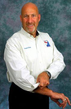 Coach Rick Kolster speaking at PBN May 8, 2013