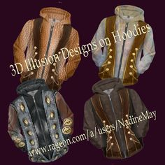 3D Leather texture