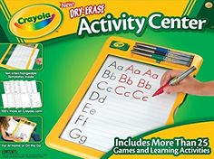 Crayola Dry Erase Activity Center