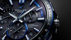 [Elegance and Technology] 革新的技術と洗練のデザインが生み出す機能美。「オシアナス」