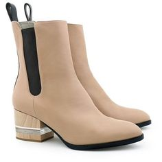 24 Most Stylish Boot Trends for Women in 2017  - How are you going to choose your boots for the next year? Wearing boots is highly essential for protecting our feet and the lower part of our legs fro... -  wooden heels (2) .