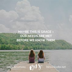 When Grace Looks Like 5,000 Boxed Lunches | So true! Jesus knows our needs before we do, and meets us where we are! | Catholic | Christian | Devotion | Inspiration | Grace | Faith
