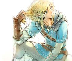 Link, The Legend of Zelda: Breath of the Wild