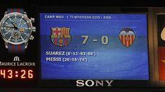 La otra cara de la goleada copa contra el Valencia | FC Barcelona