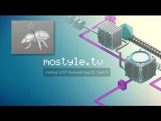 ▶ making of rockwell 67 bug ID / part 3 rigging - YouTube