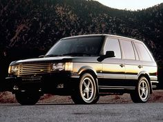 """Range Rover """"Holland & Holland"""" (2000). MISS HER, SUCH A GREAT CAR"""