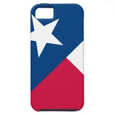 Texas State Flag iPhone 5 Covers #lonestar