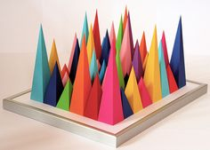 Pinnacles of Colours