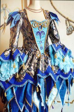Dettaglio costume fantasia by Scatola Magica