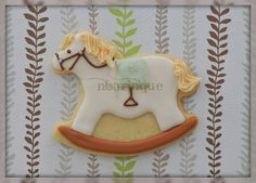 images of rocking horse cookies | Rocking Horse Cookie | Flickr - Photo Sharing!