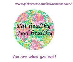 Stay healthy!!
