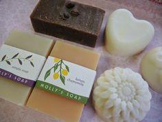 Rummage: hand made Soap