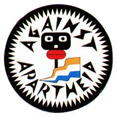 Alessandro Mendini and Alchimia, A ti Apartheid Logo