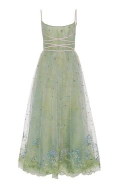 Get inspired and discover Luisa Beccaria trunkshow! Shop the latest Luisa Beccaria collection at Moda Operandi. Pretty Outfits, Pretty Dresses, Beautiful Dresses, Cute Outfits, Stylish Outfits, Summer Dresses, Formal Dresses, 1950s Dresses, Vintage Dresses