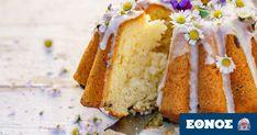 Τα γλυκά που σας προτείνουμε θα δώσουν μια ιδιαίτερη νότα στο τραπέζι σας Vanilla Cake, Desserts, Food, Tailgate Desserts, Deserts, Essen, Postres, Meals, Dessert