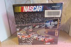 2005 NASCAR The DVD Board Game by Specialty Board Games Inc. NEW Factory Sealed