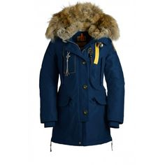 Dames Parajumpers KODIAK - PJS Jas Parajumpers KODIAK Dames Jassen Royal Parajumpers Winterjas