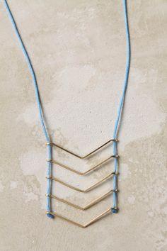 diy . necklace