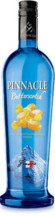Pinnacle Butterscotch Vodka...mmm! #pinnaclevodka #pinnacle #vodka